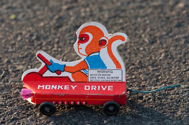 MONKEY DRIVE
