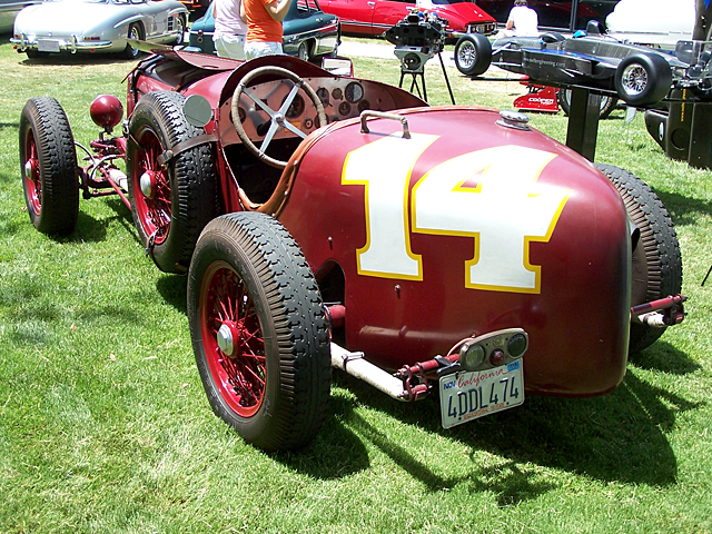 1932 Chrysler Indy car