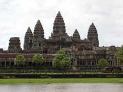 Five Towers of Angkor Wat | by Muskie McKay