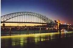 Sidney Harbour Bridge