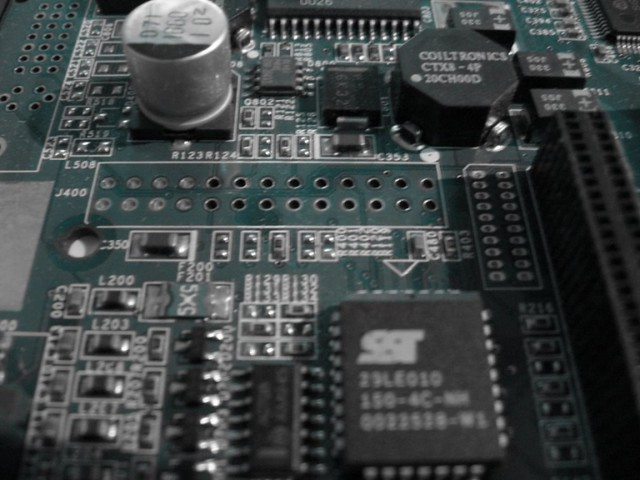 board details green