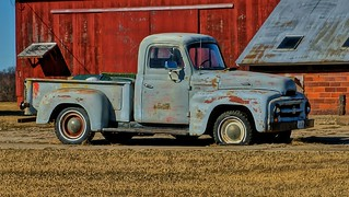 Old Truck | by chumlee10