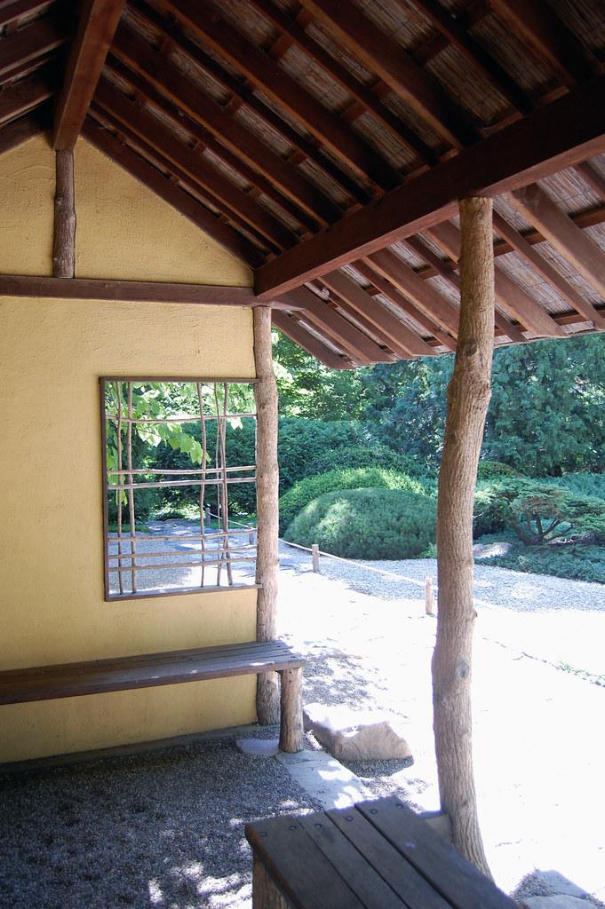 Joryo-en: Pavilion Interior