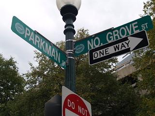 Parkman Street