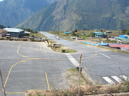 One of the shortest and steepest runways in the world | by everlutionary