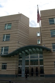 US embassy | by Mark Turner