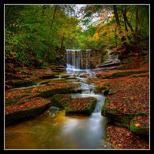 autumn wales geotagged waterfall power cymru explore zuiko hdr plas hdri 1445 wrexham photomatix plaspower vertorama olympuse30 geo:lat=53037084 geo:lon=3040295