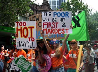 Climate Change: Too hot to handle | by John Englart (Takver)