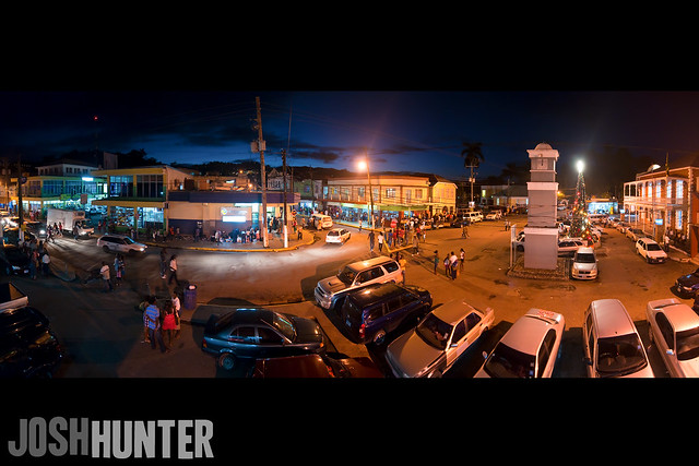 Port Antonio at Grand Market