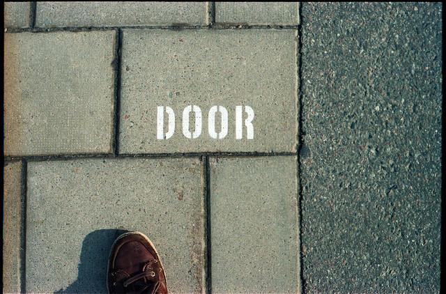 Here be door