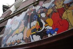 Blunder stripwinkel, Utrecht