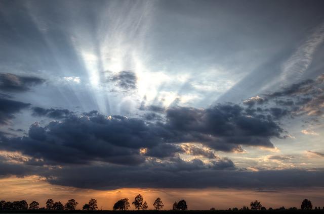 Sonne und Wolken #7