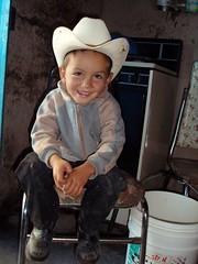 Young cowboy - Vaquero joven; Ameca, Zacatecas, Mexico