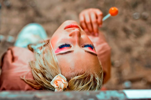 Blonde pleasure