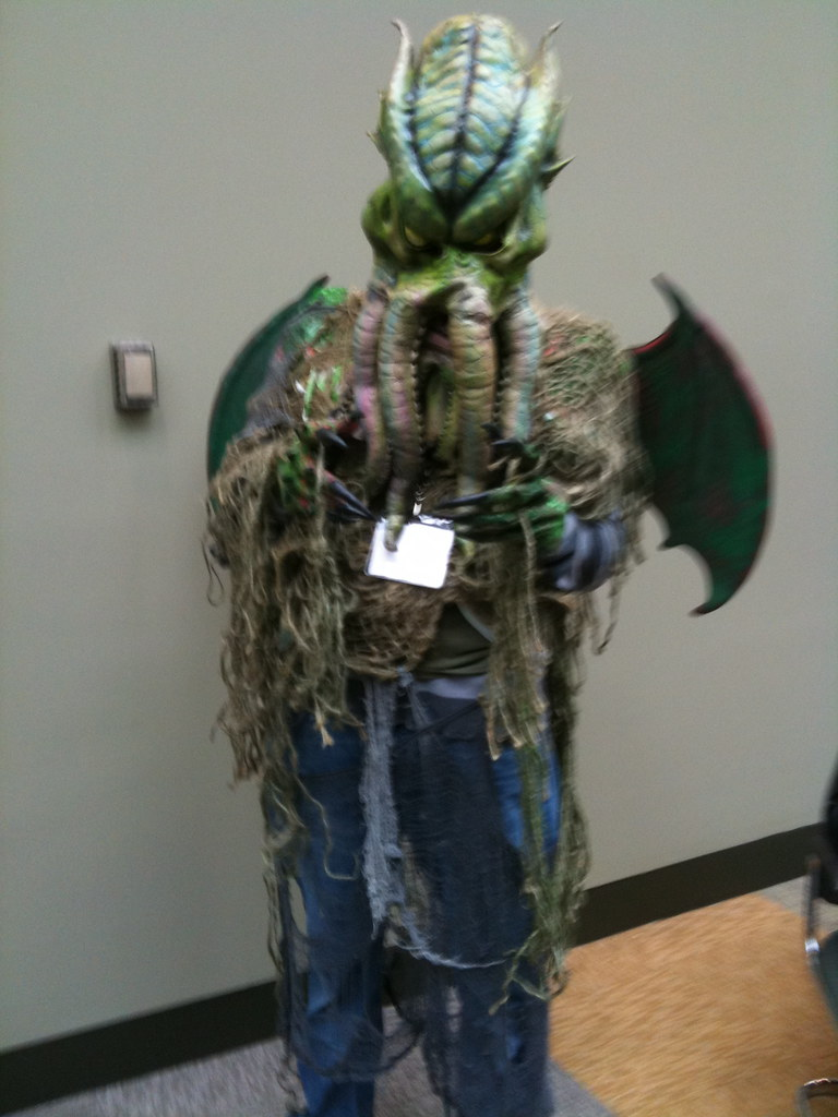 Otakon 2009 - Illithid Cosplay | Brent Newhall | Flickr