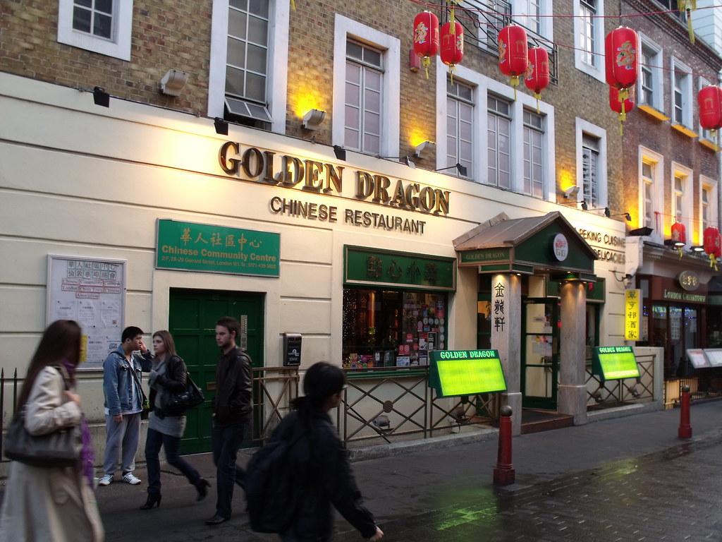 golden dragon gerrard street