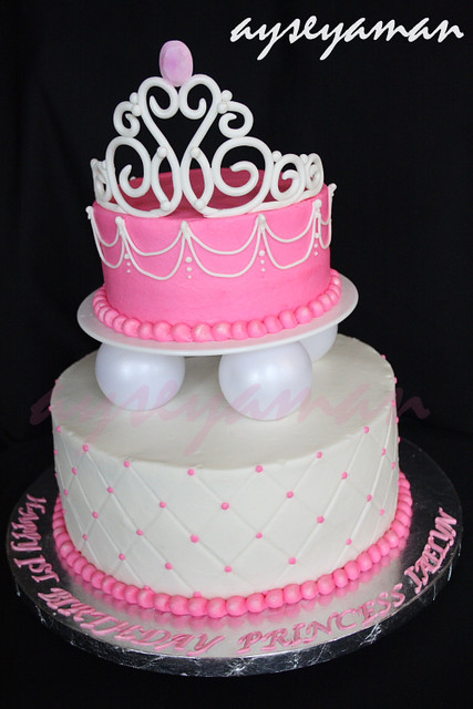 Pleasing Princess Birthday Cake Ayses Cakes Nj Ny Pa Ayseyam Flickr Funny Birthday Cards Online Elaedamsfinfo