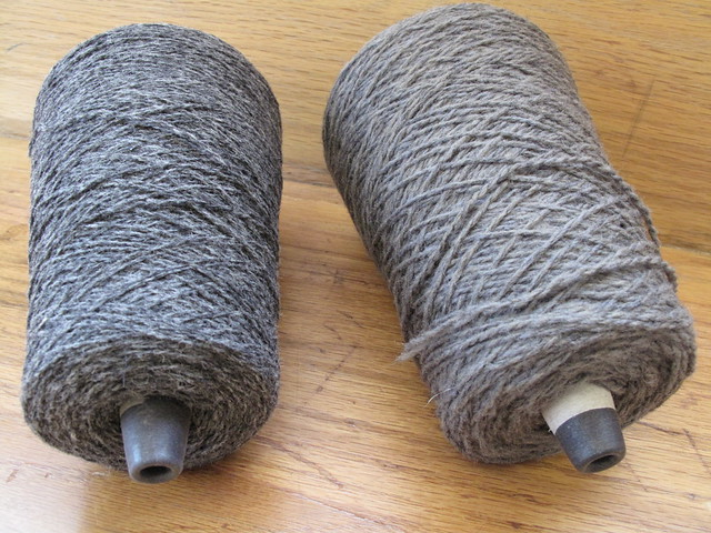 Charcoal-Dove Grey