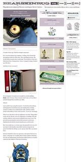 Bearskinrug, The Homepage