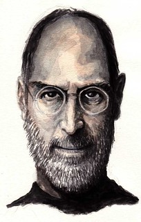 Steve Jobs Cartoon Eh Not Really But It S A Try Waterco Rob Carey Flickr