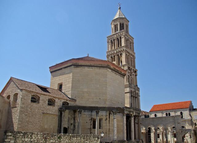 Mausoleu de Dioclecià, avui catedral, Split