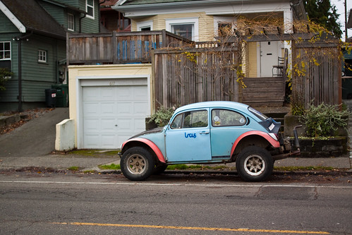 Punch Buggy | by KeriFlur