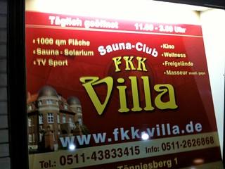 Fkk-villa FKK Palast