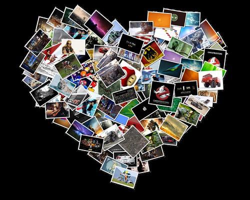 Shape Collage Shape Collage Erstellen Tobvideo Avtrend Flickr