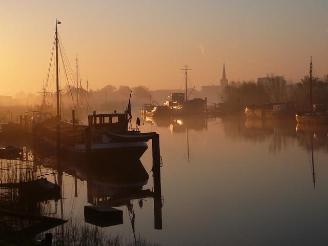 Werkhaven Hitland Holland