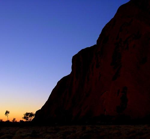 Early Morning Uluru