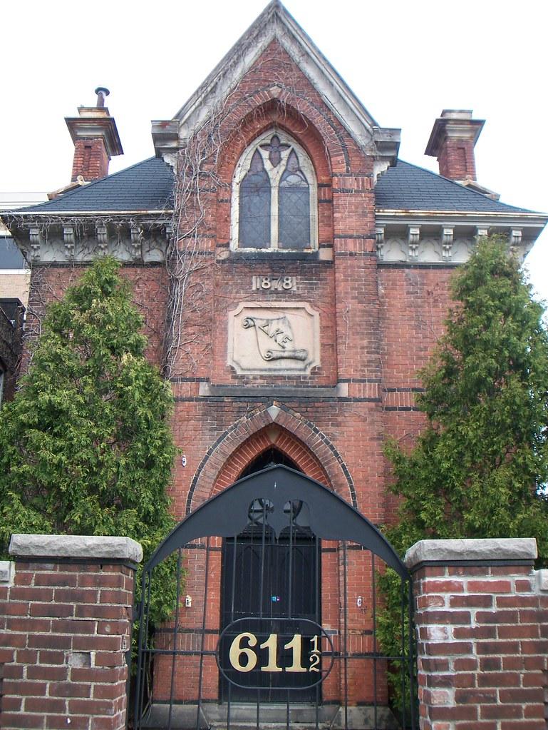 DKE DEKE HOUSE IN ANN ARBOR DKE HOUSE 1878 ALSO KNOWN A
