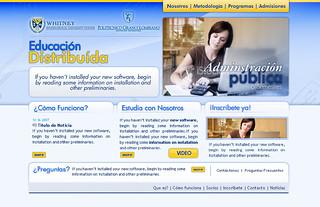 Educación Distribuida - Developed for: La Capsula