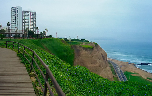 Costa verde, Lima, Peru | by Martintoy