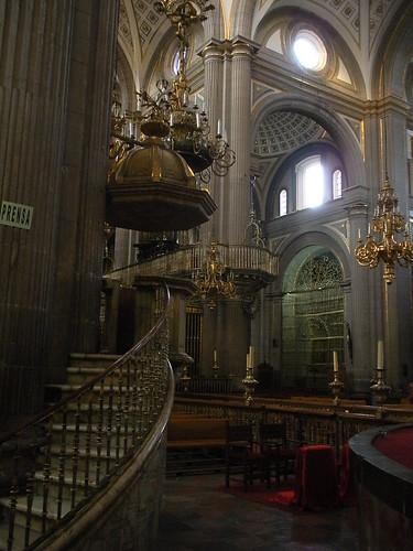 Catedral Metropolitana de Nuestra Señora de la Purísima Concepción ♦ Puebla Cathedral