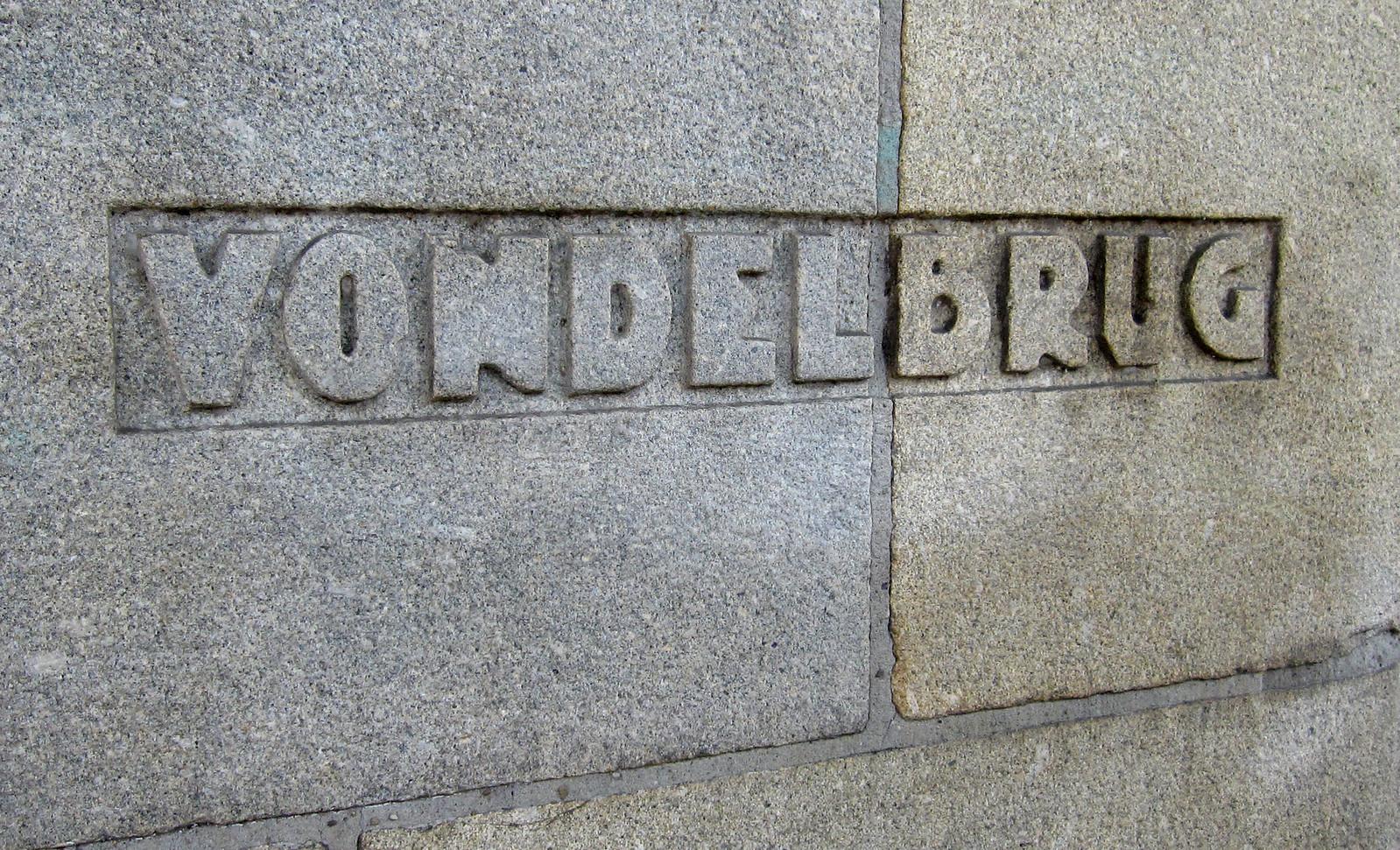 Amsterdam 414 VONDELBRUG