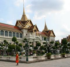 Phra Borom Maha Ratcha Wang (Grand palace)