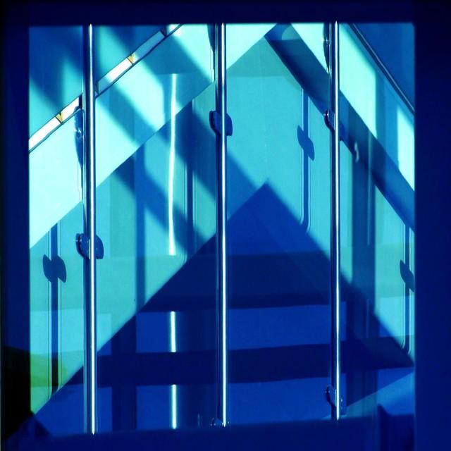 Those police station blues........
