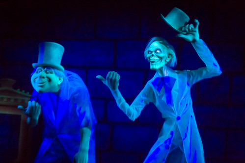 Magic Kingdom - Hitchhiking Ghosts | by Jeff Krause Photography
