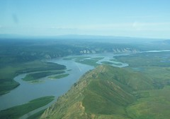 Yukon-Charley Rivers National Preserve - Yukon River - bush planes