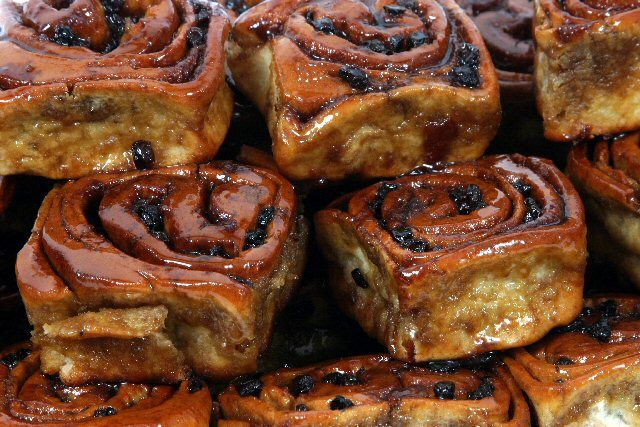 Fitzbillies Chelsea Buns Chelsea Buns From Www