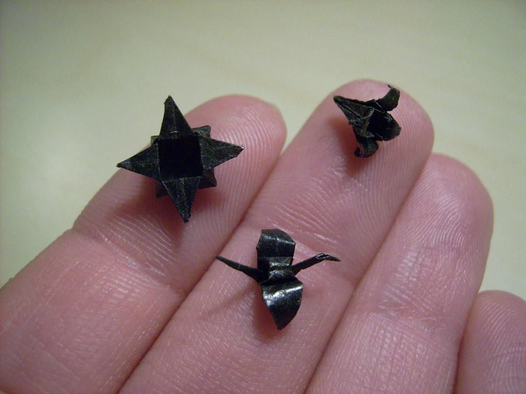 Nano Origami Flickr