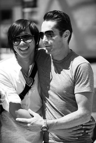 John & Reto   by @ayn