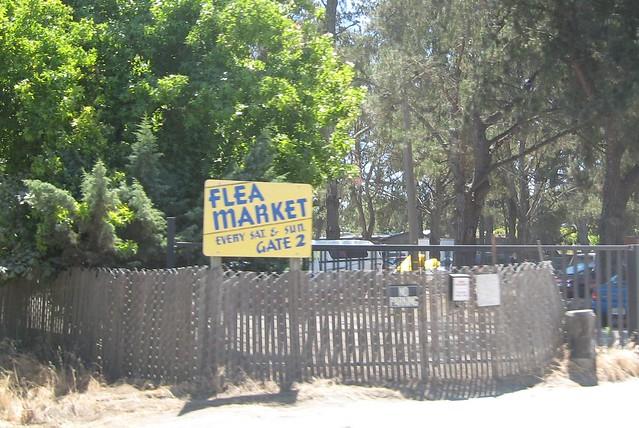 Sebastopol Flea Market