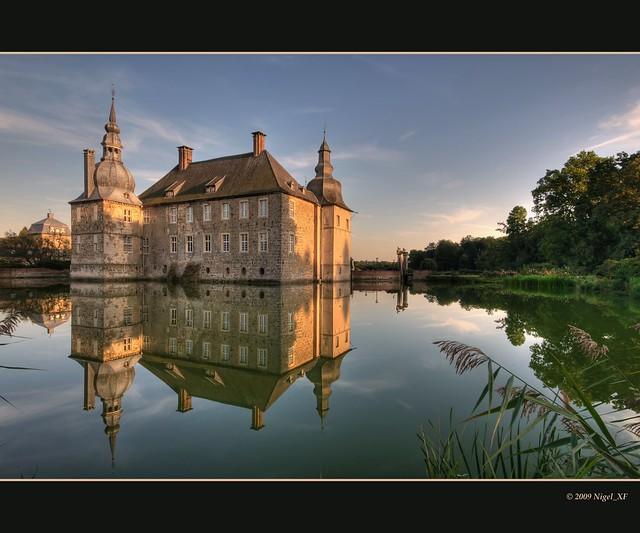... impressing Lembeck Castle