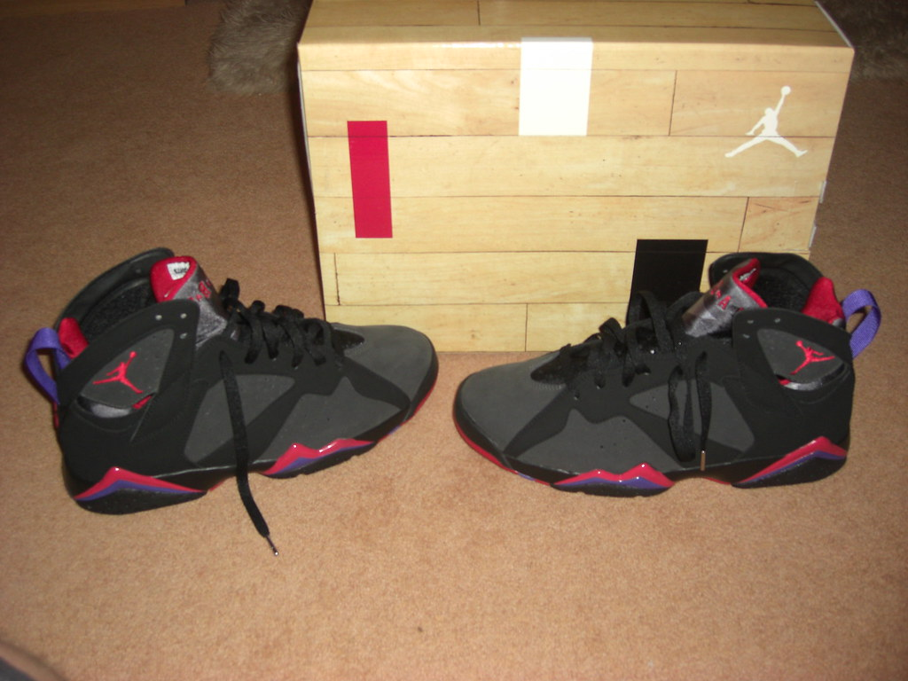 84334b78cec6 ... Air Jordan VII 7 DMP 60+   Raptors   and   Miami