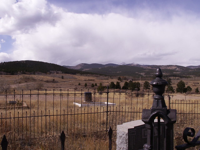 view of the dead