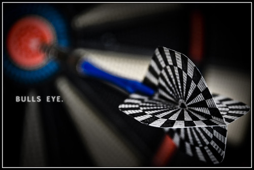 Bulls eye! | by netsnake