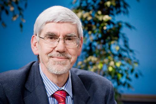 Vincent Courtillot aux Journées Scientifiques de Nantes, juin 2009