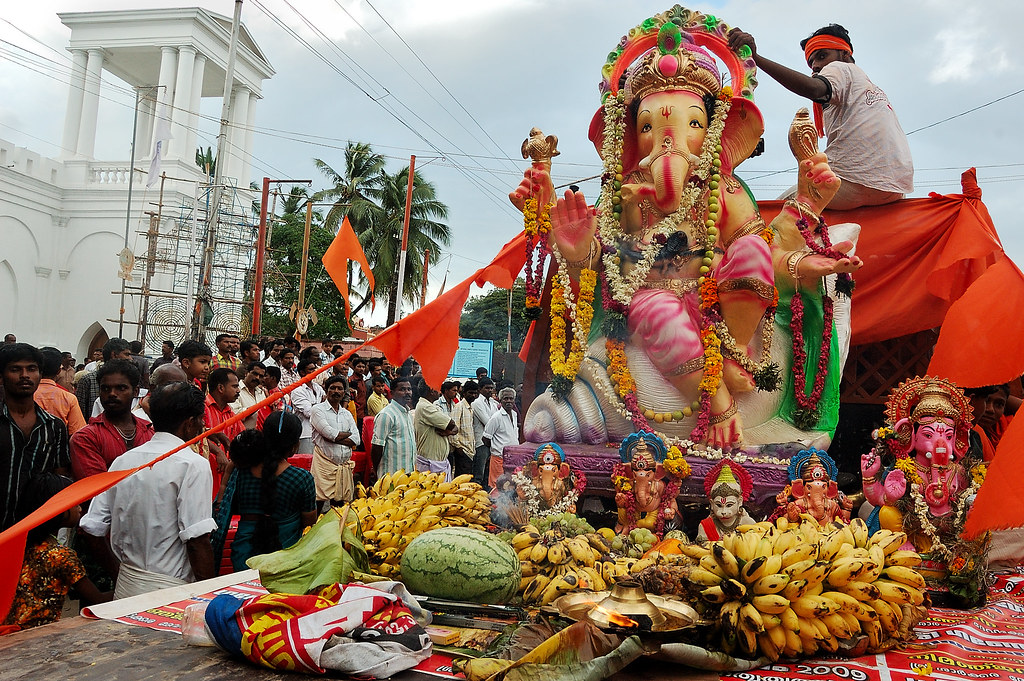 Ganesh Chaturthi, India