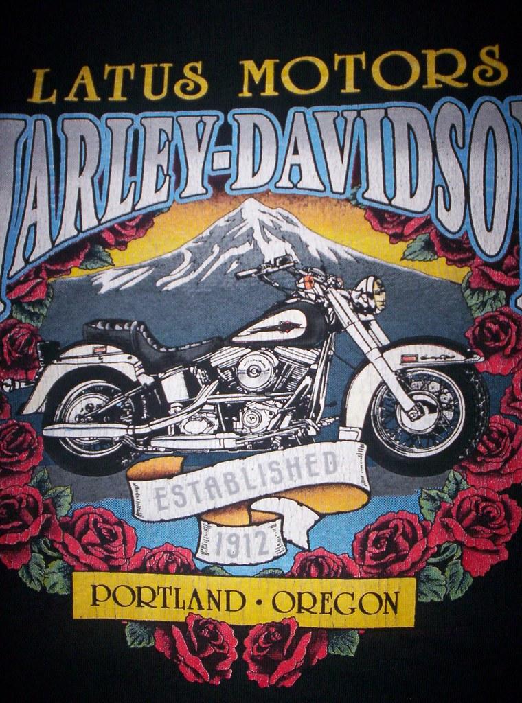 Harley Davidson Portland >> Latus Motors Harley Davidson Portland Oregon Chad